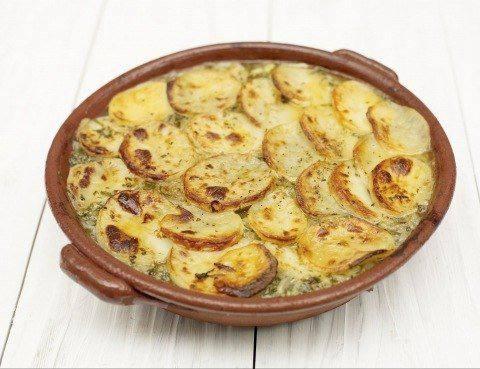 Готовим Закуски Картофель по-французски
