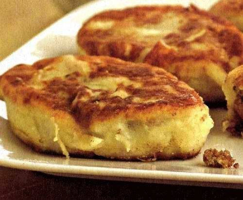 Готовим Закуски Картофельники с мясом