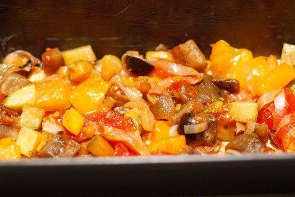 Рецепт Лазанья с овощами шаг-5