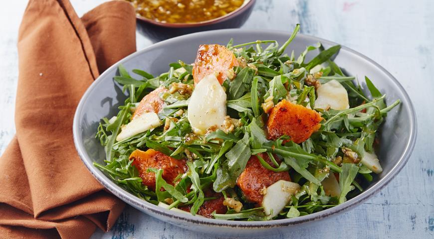 салат из тыквы рецепты сыроедение