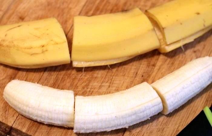 Рецепт Бананы в шоколаде с миндалем шаг-5