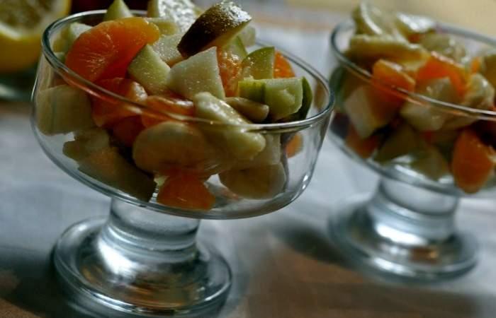 Готовим Десерты Фруктовый салат