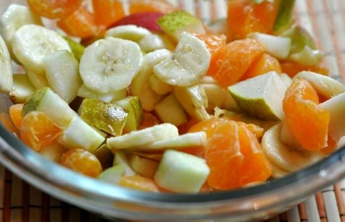 Рецепт Фруктовый салат  шаг-4