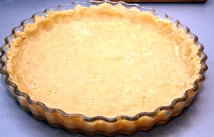 Рецепт Миндальный пирог с клубникой  шаг-4