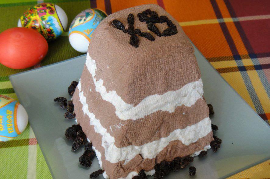 Готовим Десерты Пасха со взбитыми сливками