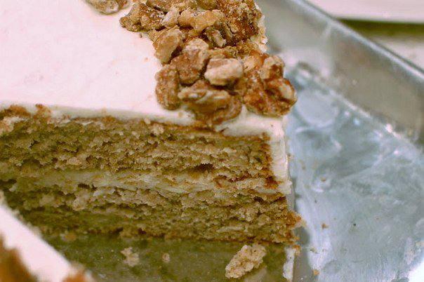 Готовим Десерты Банановый торт