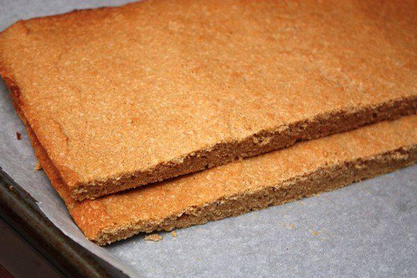 Рецепт Гречневый торт с творожной начинкой шаг-8