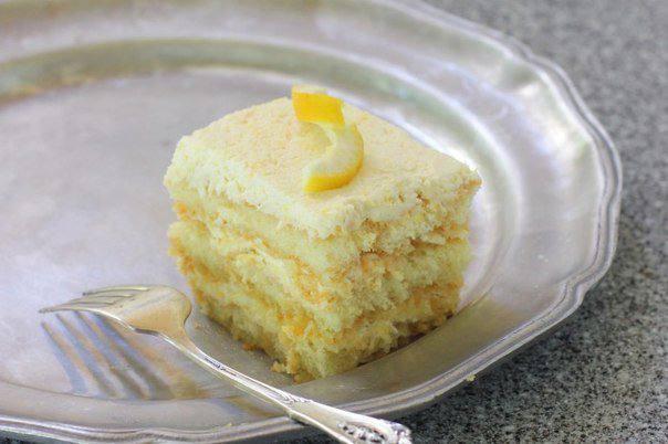 Готовим Десерты Лимончелло-тирамису