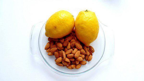 Рецепт Лимонно-миндальный торт  шаг-2