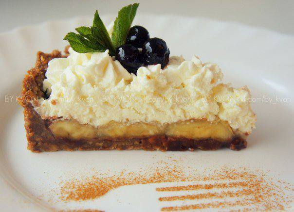 Готовим Десерты Торт «Мавританец»
