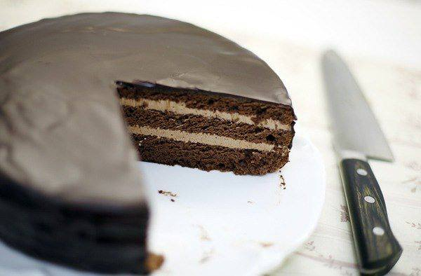 Готовим Десерты Торт «Прага»