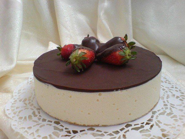 Готовим Десерты Торт «Птичье молоко»
