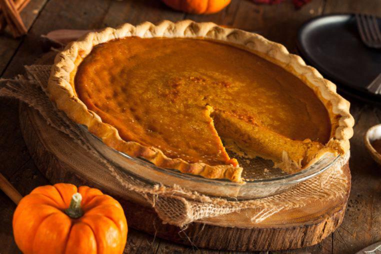 Готовим Десерты Классический тыквенный пирог