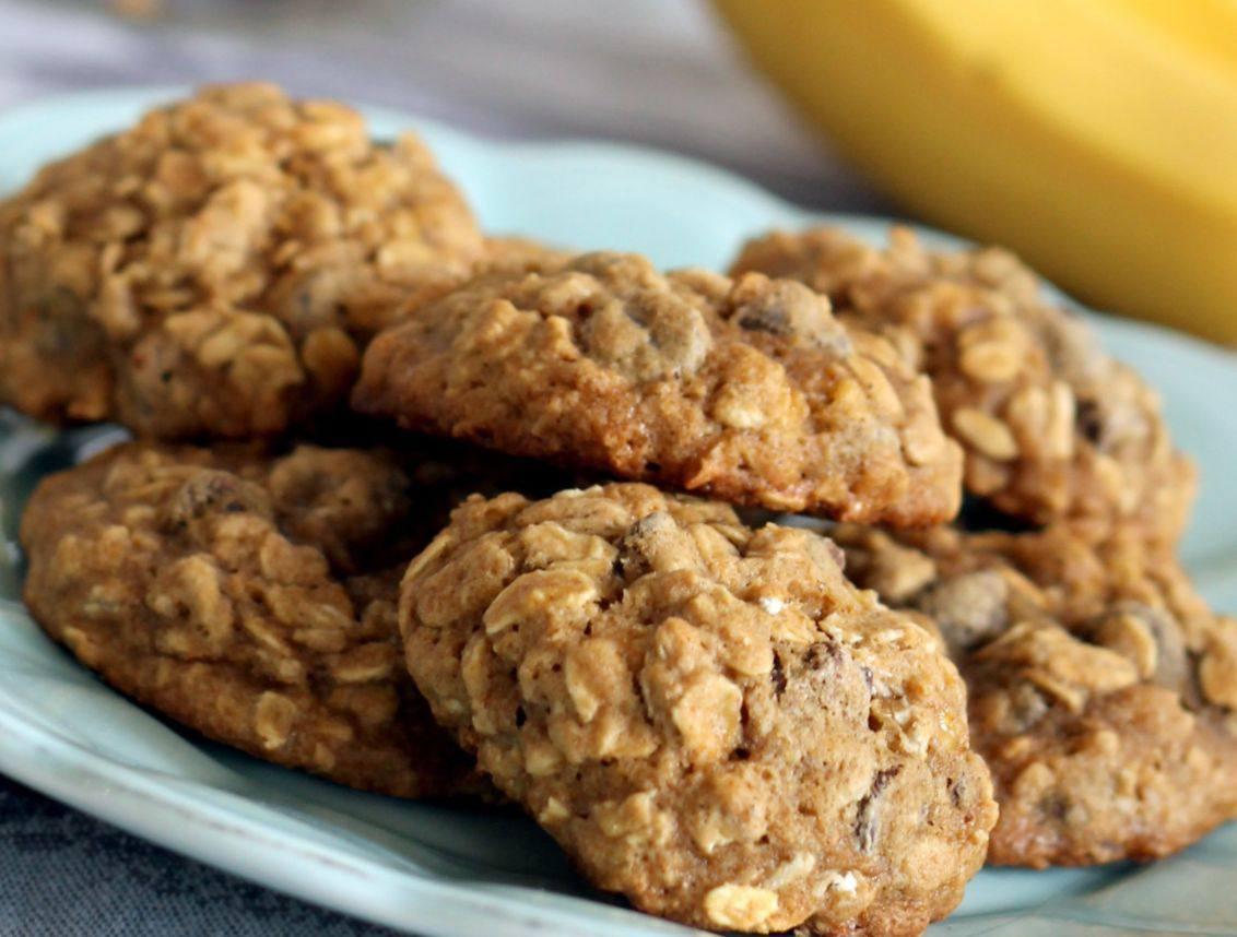 Диета на домашнем овсяном печенье