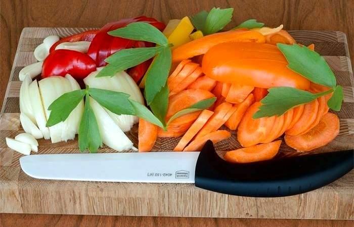 Рецепт Баранина, запеченная с овощами шаг-2
