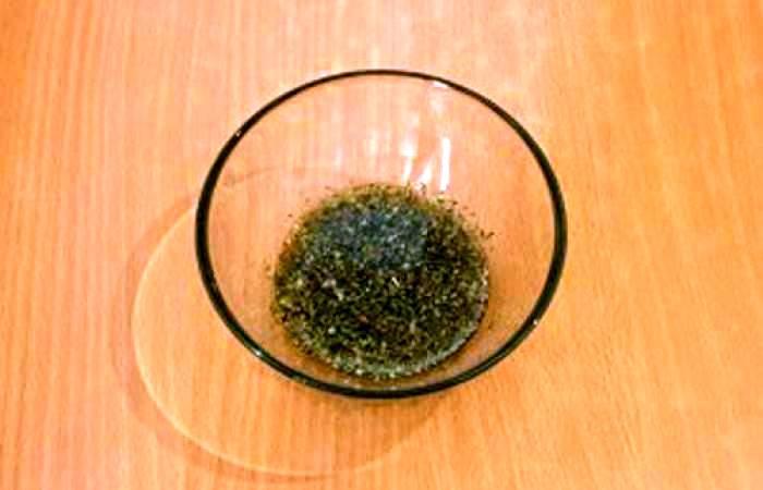 Рецепт Баранина запеченная с чесноком и травами шаг-3