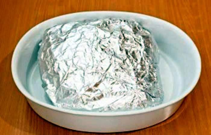 Рецепт Баранина запеченная с чесноком и травами шаг-6