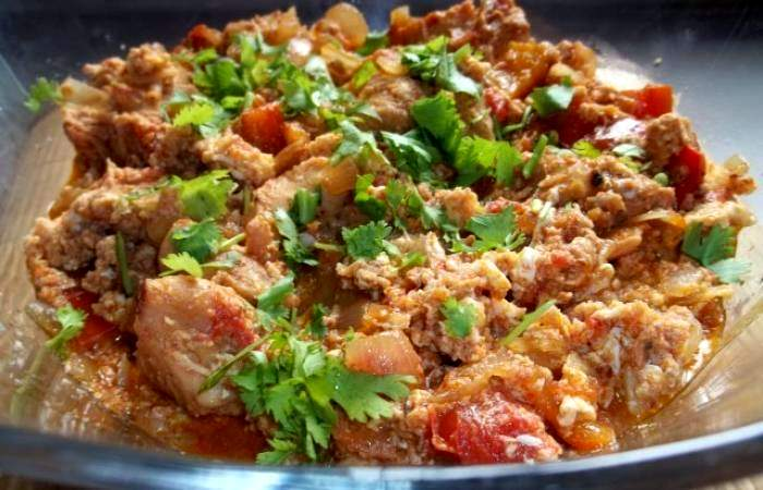 Мясо Чахохбили из курицы
