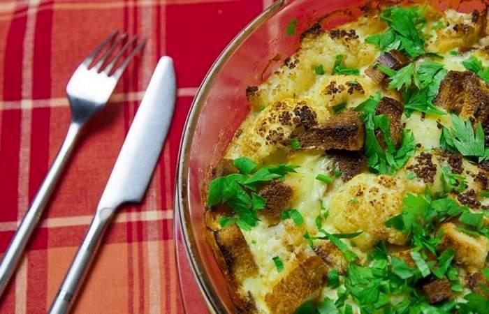 Рецепт Цветная капуста с сыром в пивном кляре шаг-5