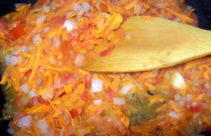 Рецепт Голубцы из кабачков шаг-7
