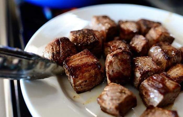 Рецепт Гуляш из говядины шаг-6