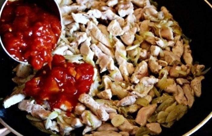 Рецепт Гуляш из курицы шаг-6