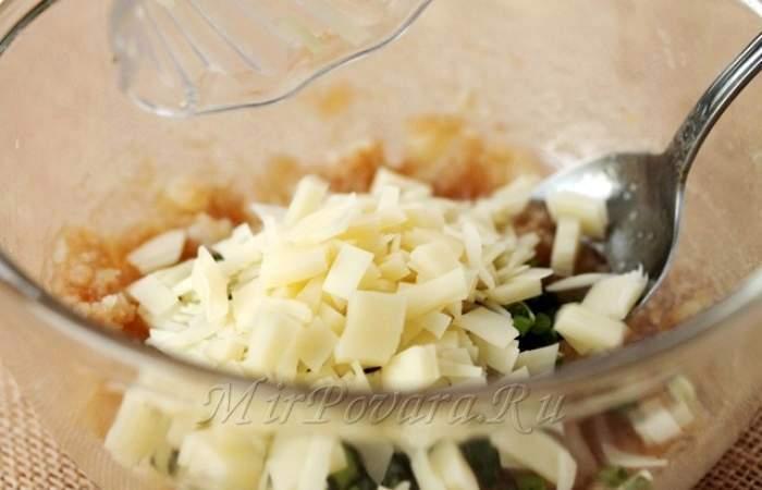 Рецепт Картофельные корзинки с сыром и беконом шаг-15