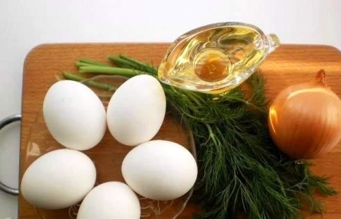 Рецепт Картофельные зразы с яйцом шаг-1