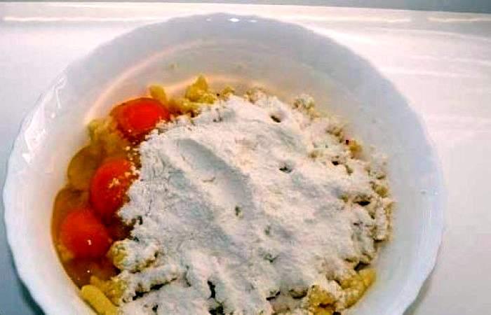 Рецепт Картофельные зразы с яйцом  шаг-4