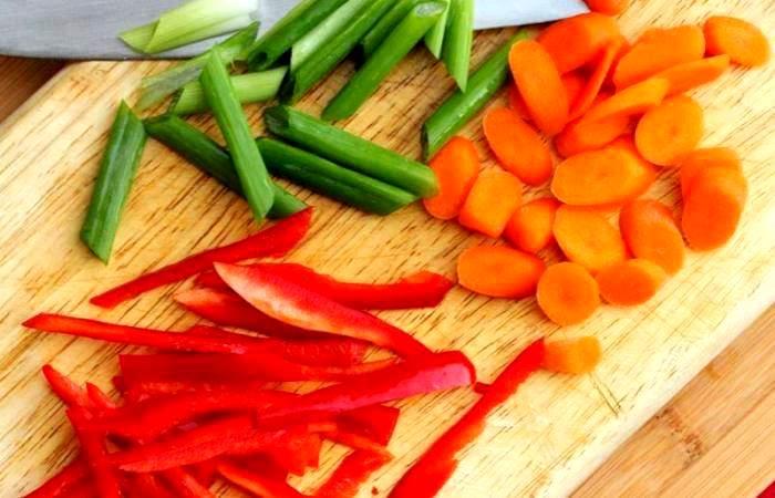 Рецепт Курица по-болгарски шаг-6