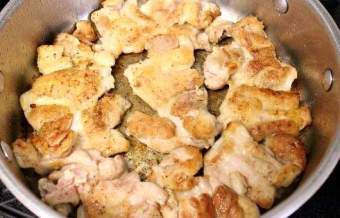 Рецепт Куриные бедра с овощами шаг-5