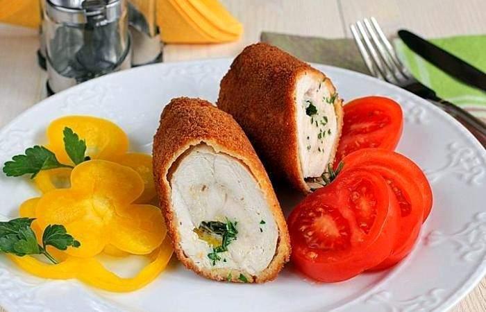 Готовим Мясо Куриные котлеты по-киевски