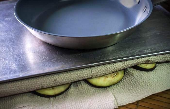 Рецепт Лазанья с баклажанами, помидорами и творогом шаг-3