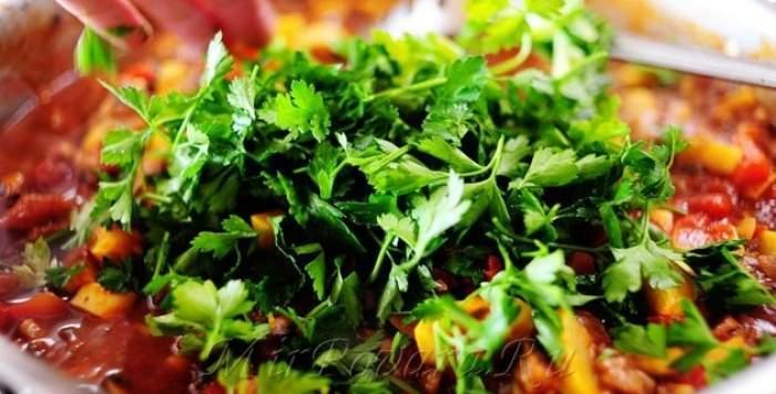 Рецепт Лазанья с овощами шаг-9