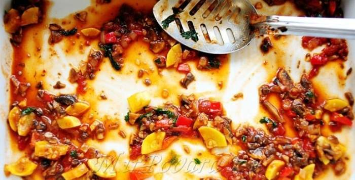 Рецепт Лазанья с овощами шаг-12