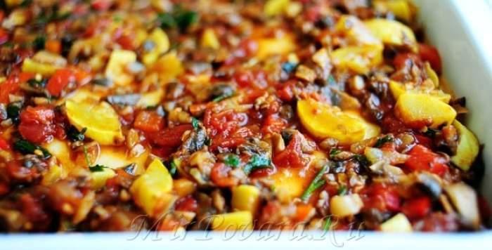 Рецепт Лазанья с овощами шаг-16