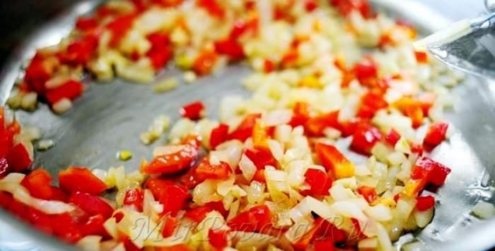 Рецепт Лазанья с овощами  шаг-4