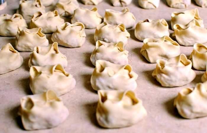 Рецепт Манты из говядины шаг-15