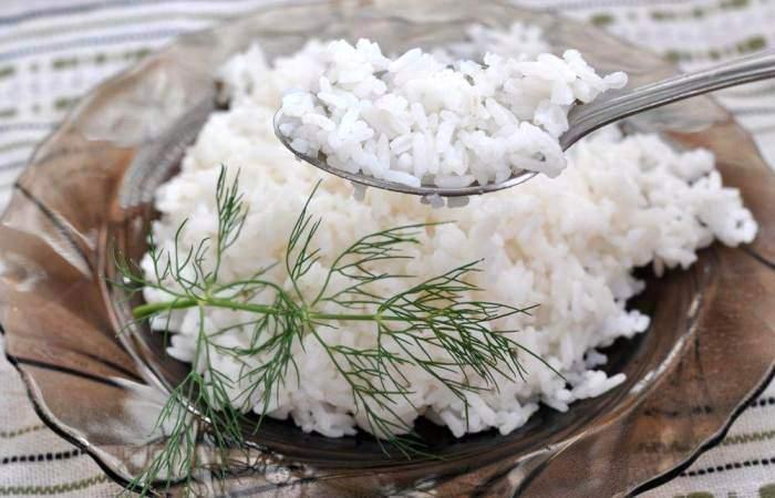 Рецепт Рассыпчатый рис  шаг-4