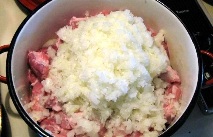 Рецепт Шашлык из свинины шаг-3
