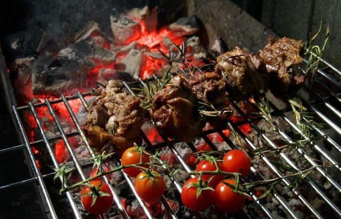 Готовим Мясо Шашлык по-узбекски из баранины