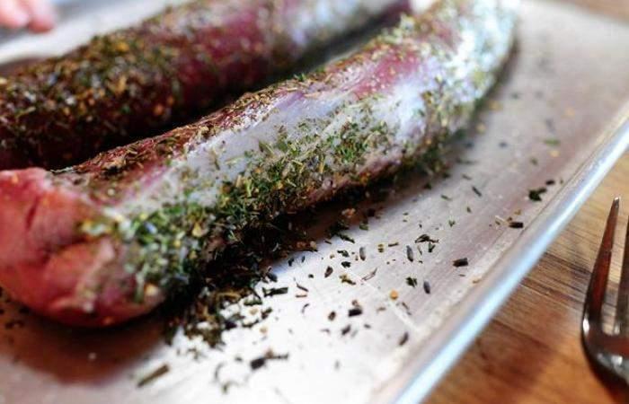 Рецепт Свинина запеченная с травами  шаг-2