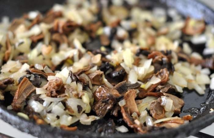 Рецепт Тушеная картошка с грибами  шаг-2