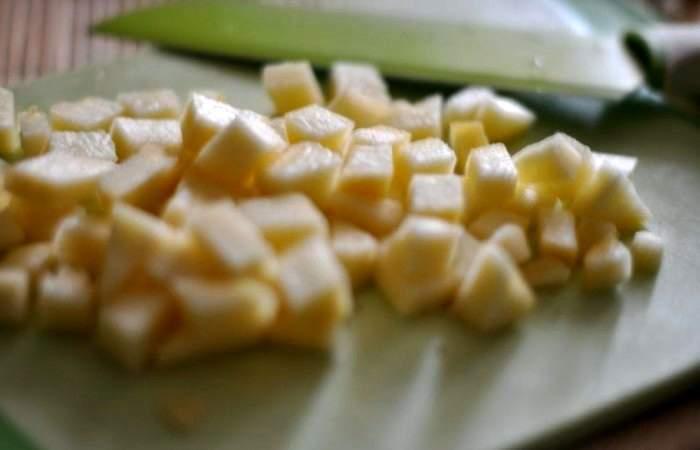 Рецепт Тушеные баклажаны с кабачками  шаг-2