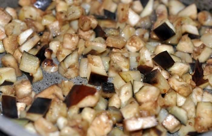 Рецепт Тушеные баклажаны с кабачками шаг-6