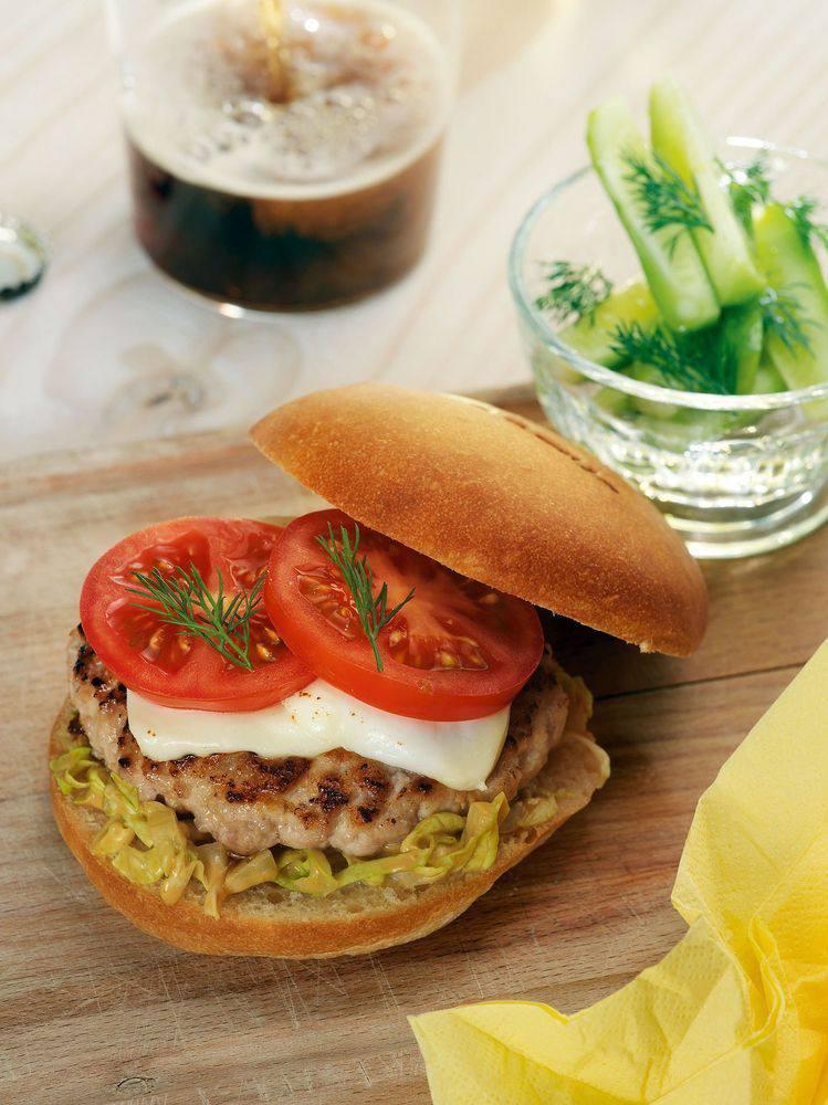 Мясо Бургер «Апдайк»