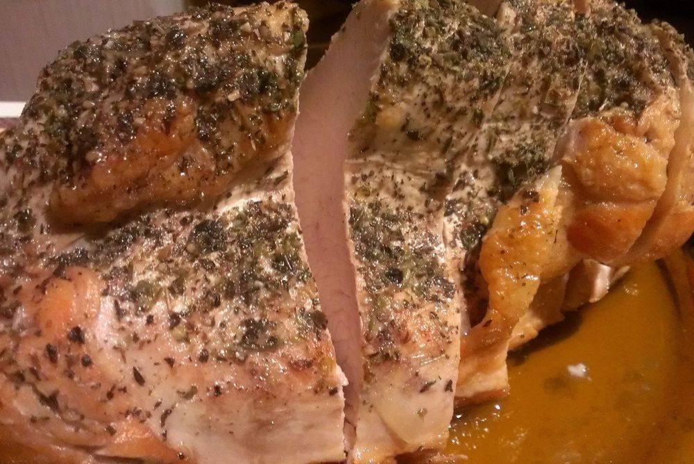Калорийность запеченного мяса в духовке
