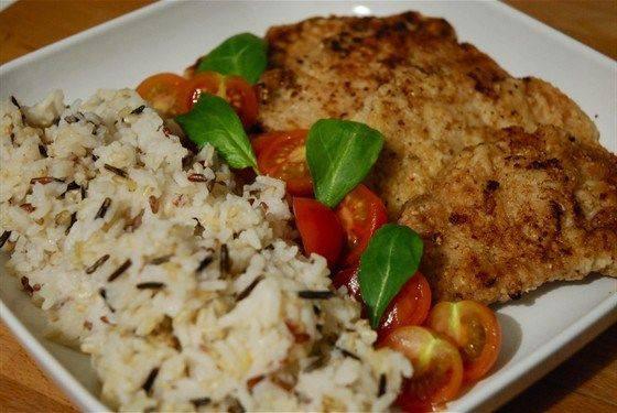 Рецепт блюд из свиного шницеля с фото