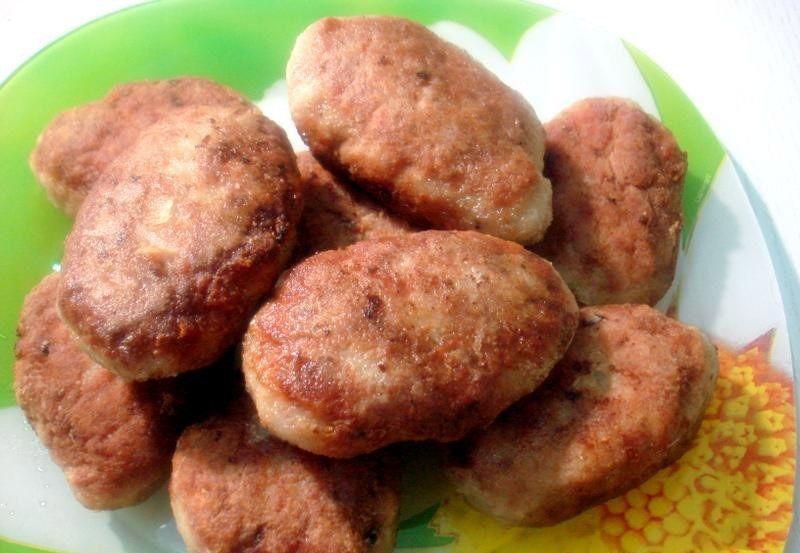 Свиные котлеты вкусные рецепт пошагово