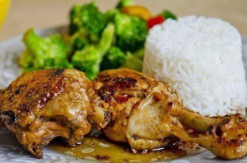 Готовим Мясо Адобо из курицы